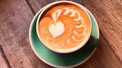 Kaffee mit Herz: So funktioniert Latte Art
