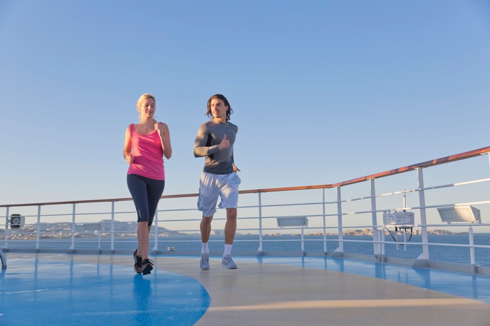 Fitnesswoche auf See: Sport-Kreuzfahrten stark im Kommen