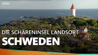 Schweden- Mit dem Dampfer zu den Schäreninseln
