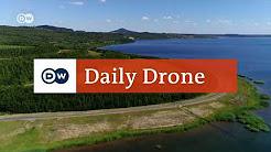 DailyDrone: Berzdorfer See