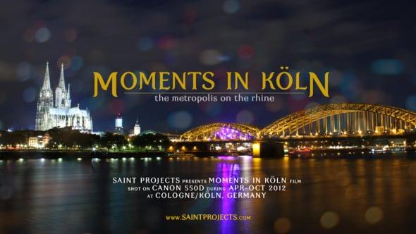 Moments in Köln
