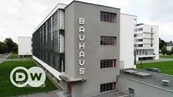 Bauhaus: Von Weimar über Dessau nach Berlin