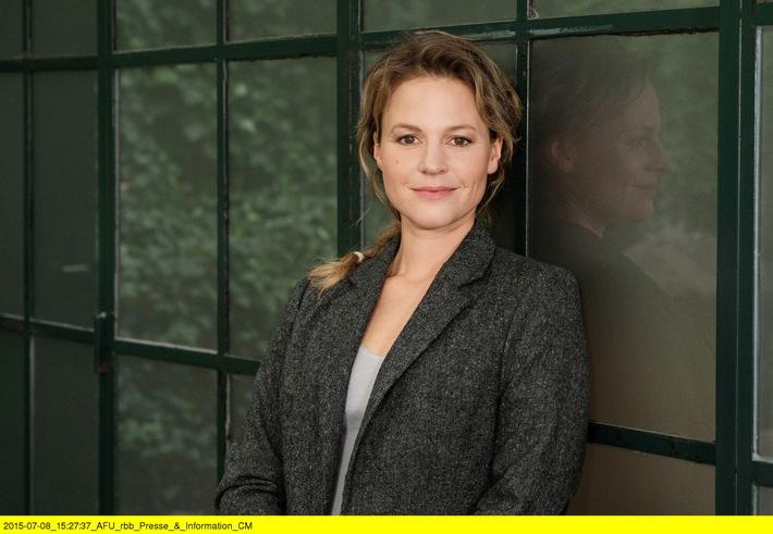 """Abschied Ende 2020: Maria Simon verlässt den Brandenburger """"Polizeiruf 110"""" vom rbb"""