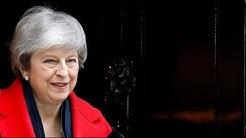 Britische Premierministerin ebnet Weg für Brexit-Verschiebung