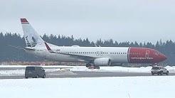"Nach Bombendrohung: Flugzeug der ""Norwegian Air"" muss umdrehen"