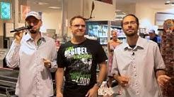 """Kultur-Mob mit den Wise Guys"""""""