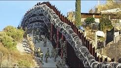 Amerika und Mexiko: Wo die Grenzmauer Realität ist