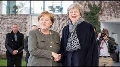 MAY AUF BETTELTOUR: EU diskutiert wohl eine längere Brexit-Verschiebung