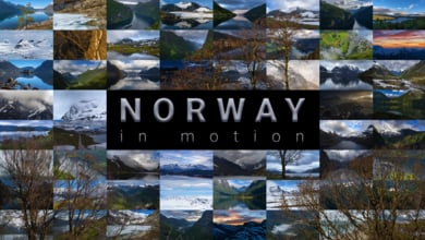 NORWAY in Bewegung