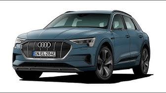 Fahrbericht Audi e-tron: Eine ingeniöse Meisterleistung