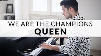 "Queen: ""We Are The Champions"""