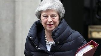Theresa May: mit Jürgen Klopp zum Brexit-Erfolg