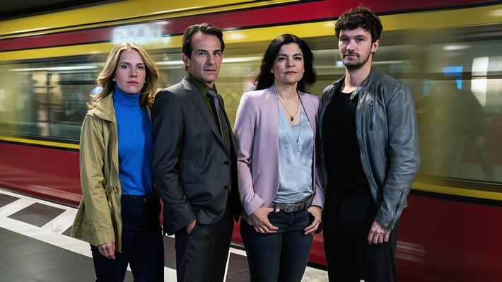 """Paula Kalenberg neu im Team der ZDF-Krimiserie """"Letzte Spur Berlin"""": Drehstart für 9. Staffel"""