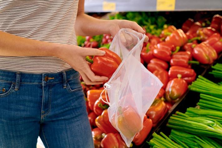 ALDI schafft kostenlose Obst- und Gemüsebeutel ab