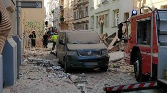 WIEN: Explosion in Mehrfamilienhaus – vier Schwerverletzte
