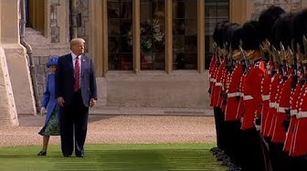 STAATSBESUCH: In London freut sich nicht jeder auf Donald Trump
