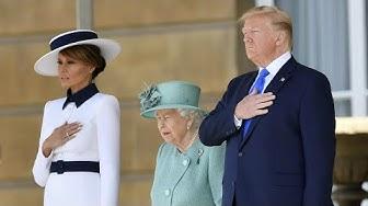 "Donald Trump in Großbritannien: ""Dies ist kein normaler Staatsbesuch"""