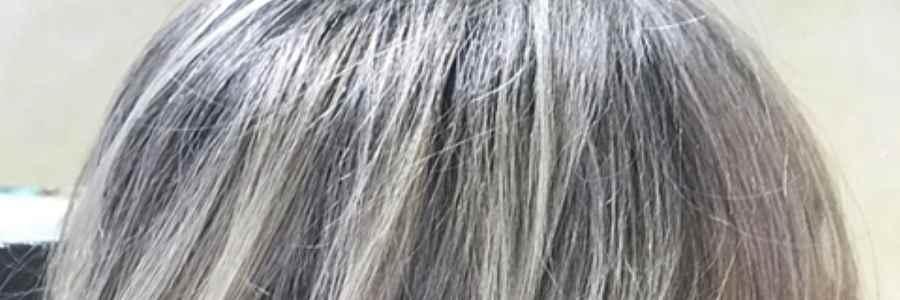 Graue Haare wohl keine Frage des Lebensstils