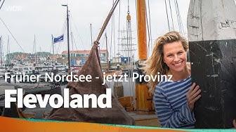 Flevoland: Jüngste Provinz der Niederlande