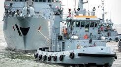 INTERNER BERICHT: Marine-Einheiten bis zu vier Jahre lang nicht einsatzbereit