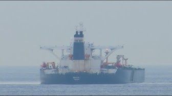 Iranischer Tanker bleibt zwei Wochen festgesetzt