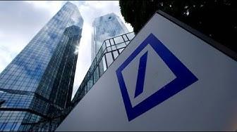 Vorstand überdenkt Strategie: Deutsche Bank streicht rund 18.000 Stellen