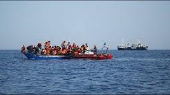 """""""Alan Kurdi"""" rettet weitere 44 Migranten"""