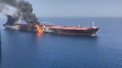 IRAN-KONFLIKT: Britisches Kriegsschiff soll Tankerüberfall durch Iran verhindert haben