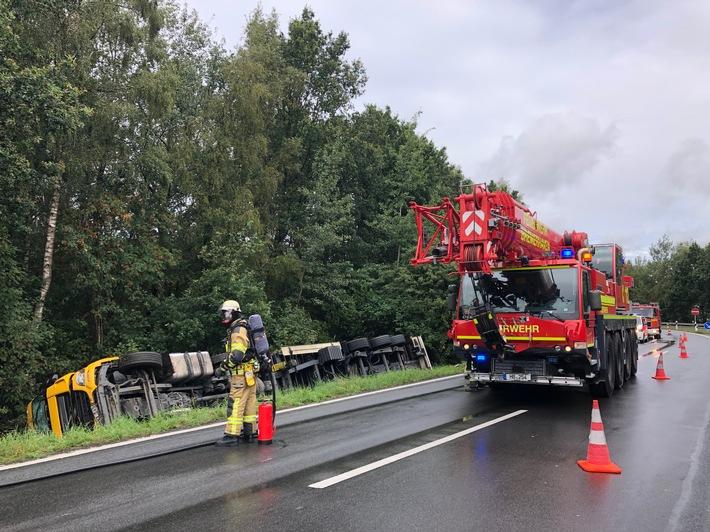Hohes Einsatzaufkommen der Feuerwehr