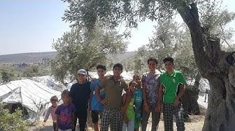 Moria: Griechische Regierung evakuiert Hunderte Flüchtlinge