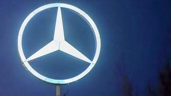 SAFTIGE STRAFE: Daimler kommt Diesel-Skandal sehr teuer zu stehen