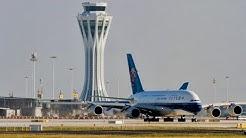 Erste Landung auf Pekings neuem Mega-Airport Daxing