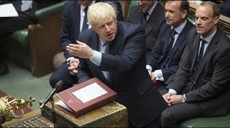 Neuer Rückschlag für Johnson: Parlament stimmt gegen No-Deal-Brexit