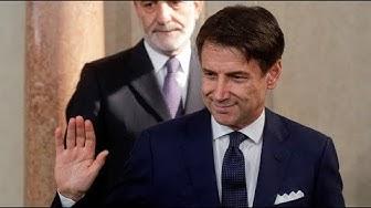 ITALIEN: Neue Regierung ist perfekt – Vereidigung am Donnerstag