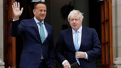 Backstop und No Deal: Boris Johnson in Dublin