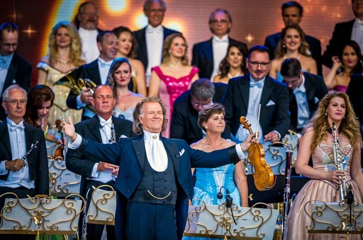 "TV-Premiere im MDR: ""André Rieu – Das große Konzert 2019"""
