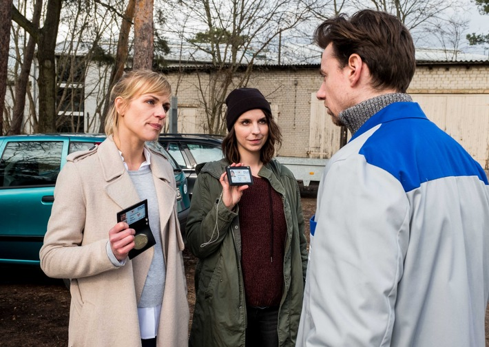 """ZDF-""""SOKOs"""" starten in die Herbstsaison Auftakt macht """"SOKO Potsdam"""""""