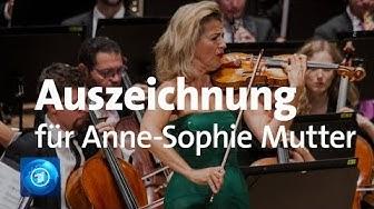 Praemium Imperiale für Anne-Sophie Mutter