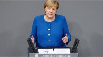 """Merkel vor EU-Gipfel: """"Wir sind bei Brexit-Gesprächen noch nicht am Ziel"""""""