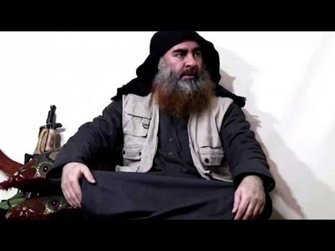 Trump verkündet Tod von IS-Anführer Al-Bagdadi
