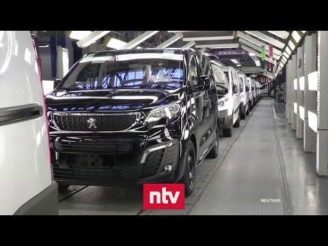Fiat Chrysler und Opel-Mutter PSA verhandeln über Fusion
