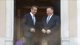 Spannungen vor Zypern: USA und Griechenland stärken Militärbündnis