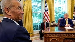 Handelskrieg: China und die USA verständigen sich auf Teilabkommen