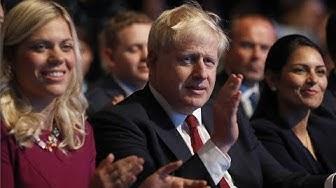 BREXIT-BORIS: Johnson des sexuellen Fehlverhaltens beschuldigt