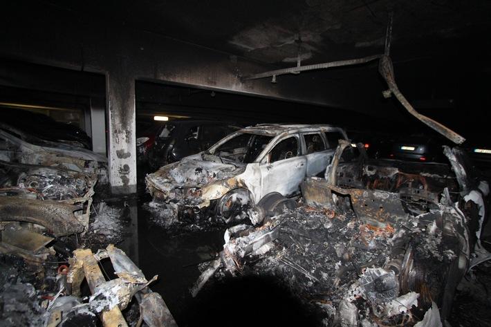 Brand am Flughafen Münster / Osnabrück endet mit hohem Sachschaden