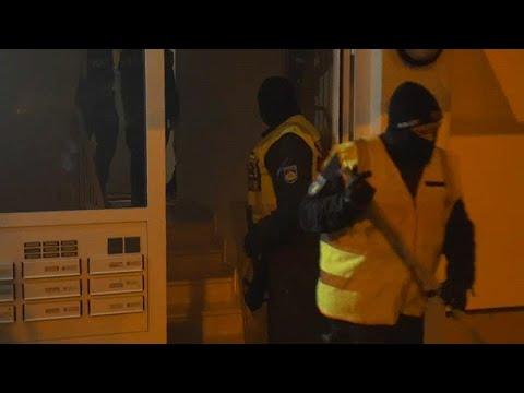"Razzia gegen rechtsextremen Verein ""Phalanx 18"""
