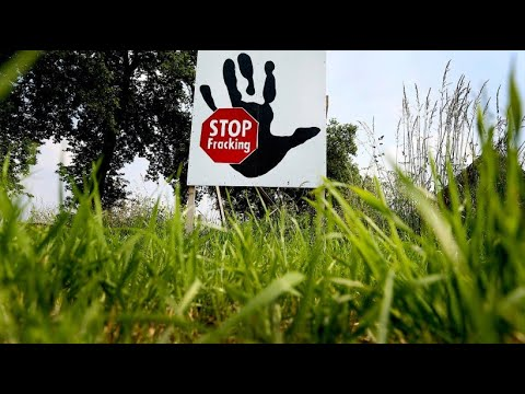 Britische Regierung verfügt Fracking-Stopp