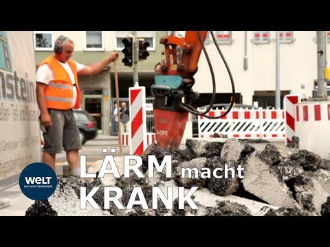 BALLUNGSRÄUME: Viele Deutsche leiden unter Lärmbelästigung