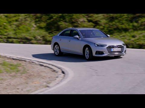 Fahrbericht: Audi A4 Limousine