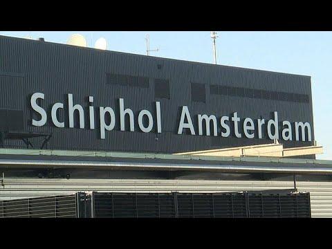 Großeinsatz wegen Fehlalarm am Flughafen Schiphol